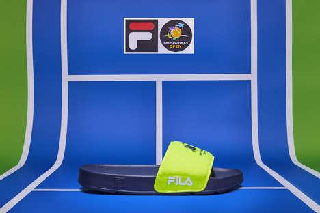 Tennis Tournament-Inspired Footwear