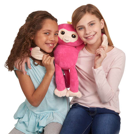 Huggable Monkey Toys