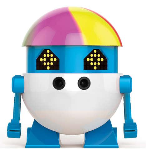 Social STEM Robots