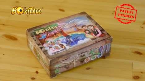 Craft-Based Adventure Games