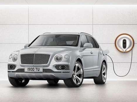 Luxury Electrified SUVs