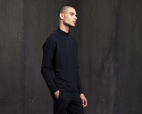 Elevated Fabric Tracksuits