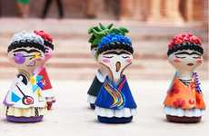 Mexican Artist Doll Collectibles