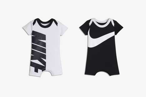 Athletic Baby Rompers