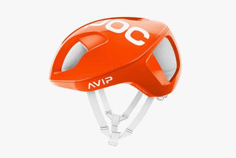 Aerodynamic Ventilation Helmets