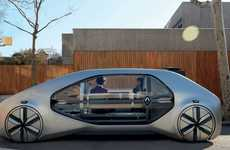 Autonomous Ride Sharing Vehicles