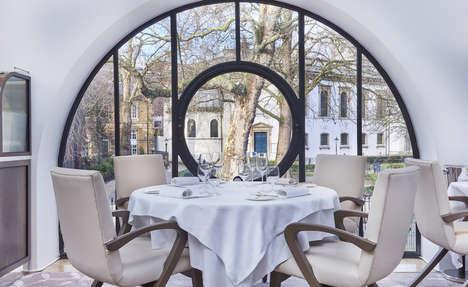 Elegant Restaurant Redesigns