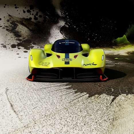 Speed-Focused Hypercars