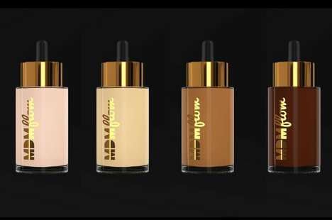 Affordable Inclusive Foundations - MDMflow's Multitasking Flawless Base Foundation Flatters All