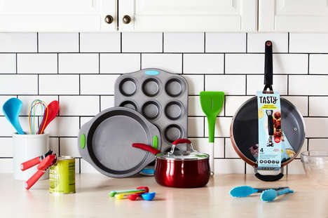 Colorful Millennial Kitchenware