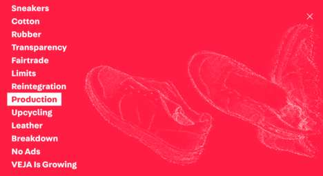 Transparent Sneaker Websites