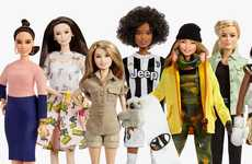 Feminist Barbie Doll Collections - Barbie Has Expanded Its Shero Collection to Feature 17 New Women