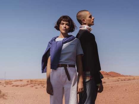 Globally Progressive Fashion Campaigns