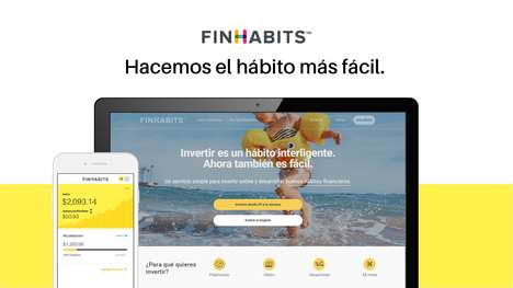 Hispanic Retirement Platforms - Finhabits Makes Investing Easy With a Comprehensive Interface