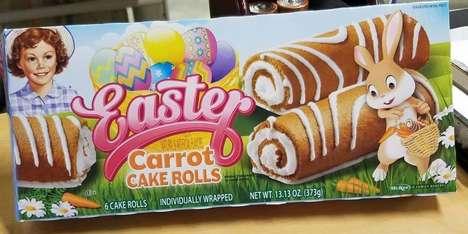 Creamy Carrot Snack Cakes