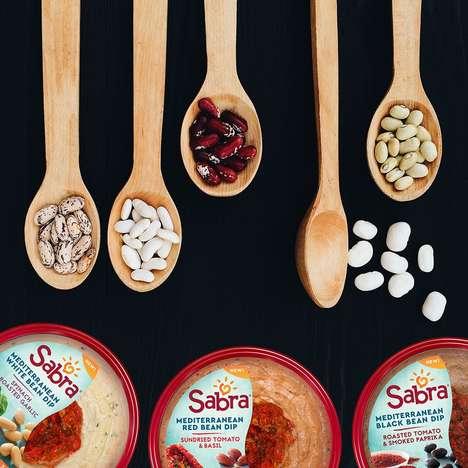 Mediterranean-Style Bean Dips