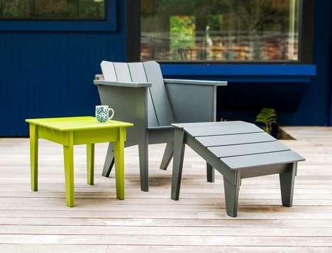 Relaxing Summer Patio Furniture