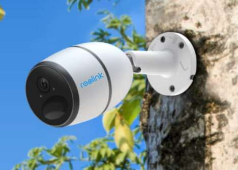 Wireless LTE Security Cameras