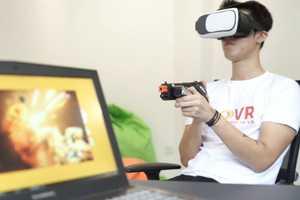 Game-Upgrading VR Apps