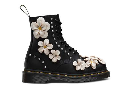 Edgy Spring-Ready Combat Boots