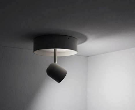 Rotating Light Fixtures