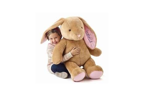 Easter-Themed Plush Toys