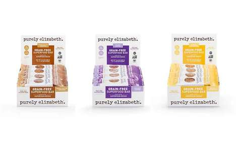 Adaptogenic Extract Snack Bars