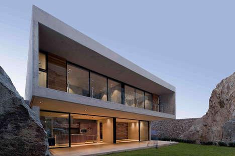 Rocky Monolithic Modern Homes
