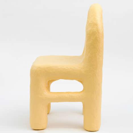 Nostalgic Paper Pulp Chairs