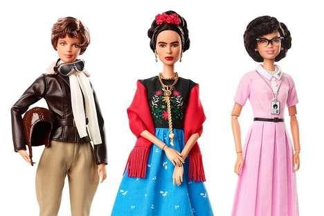 Women-Celebrating Dolls