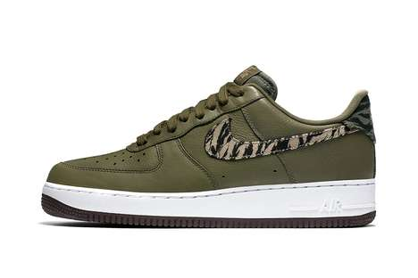 Classic Safari-Themed Sneakers