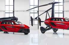 Personal Flying Cars - The PAL-V Liberty is One of the First Commercially Available Flying Cars