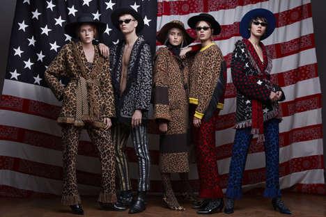 Boho-Chic Americana Fashion