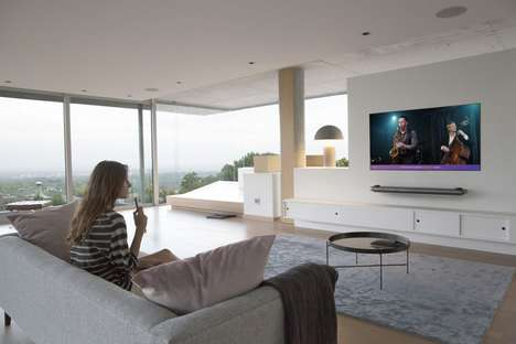 IoT-Connected Smart TVs