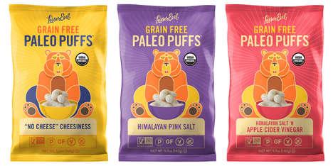 Paleo Snack Puffs