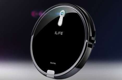 Panoramic Navigation Robotic Vacuums