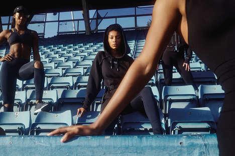 Celebrity-Endorsed Empowering Activewear