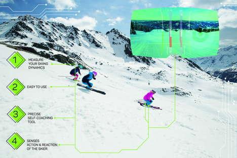 Performance-Enhancing Smart Skis
