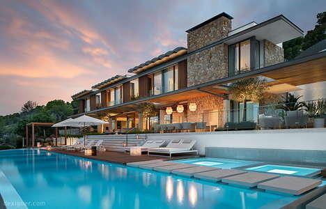 Luxury Linear House Designs