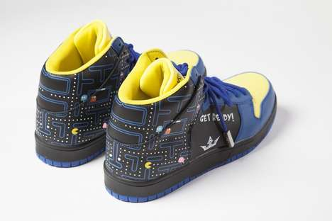 Limited Edition Gamer High-Tops