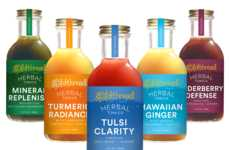 Functional Plant-Based Tonics