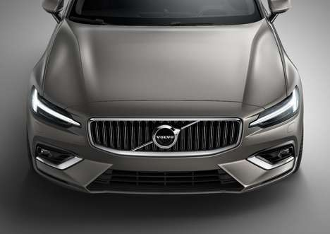 Consumer-Based Auto Releases - The Volvo V60 Launch Celebrates Unconventional Automotive Marketing