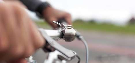 Crystal Clear Bike Bells