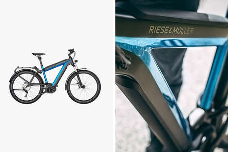 Long-Lasting E-Bikes
