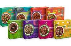 Vibrant Globally Inspired Entrees - Grainful Offers a Bold Range of Healthy, Whole Grain-Based Meals
