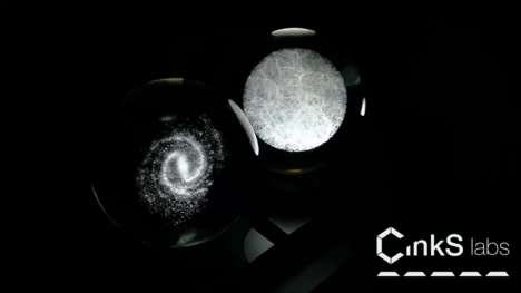Decorative Universe Spheres