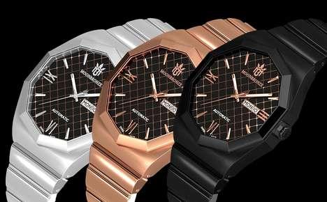Lunar Land-Buying Timepieces