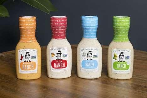 Clean-Label Ranch Sauces