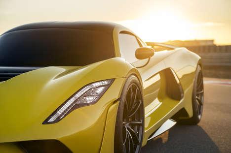 High-Speed Street-Legal Cars
