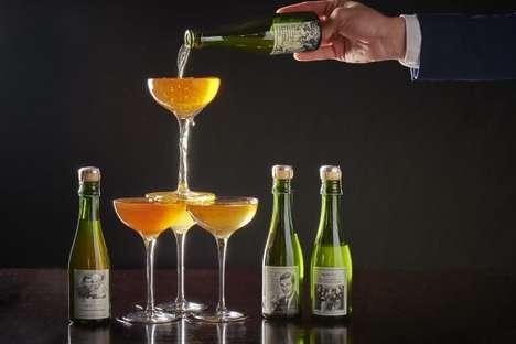 Bottled Tea Cocktails